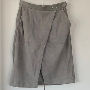 Glastonbury Heritage Suede Skirt
